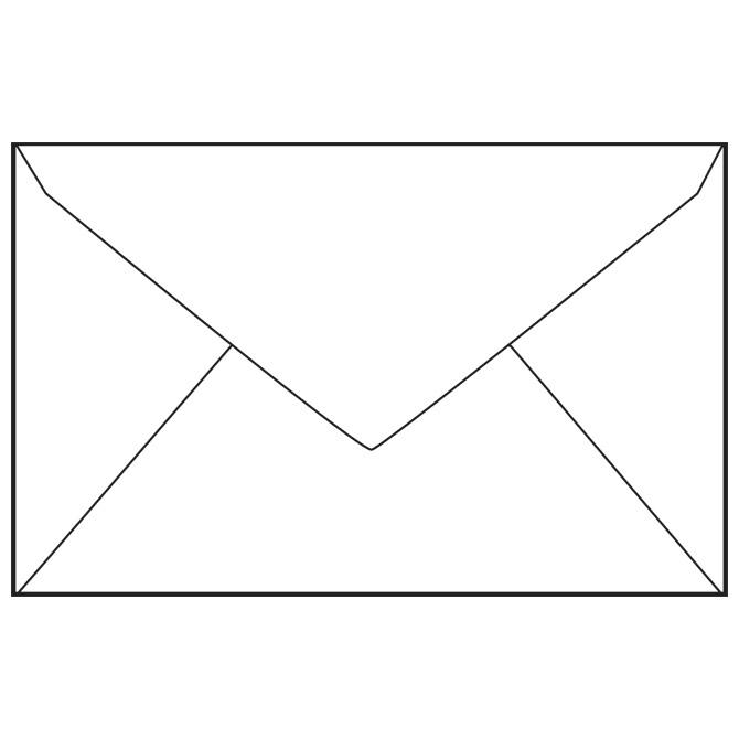 Kuverte 1000-BB 90g pk100 Fornax
