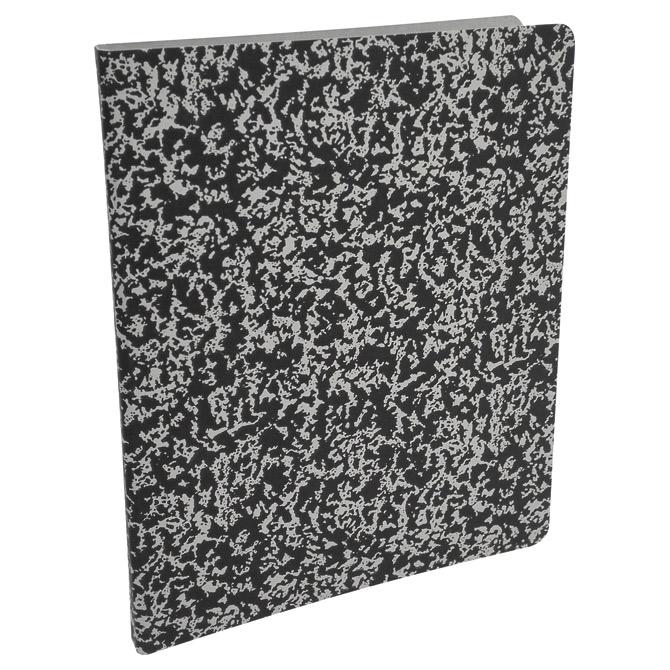 Mapa biro A4 karton Orbi marmorirano crna