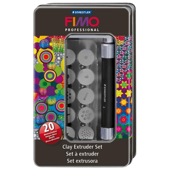 Alat za modeliranje i oblikovanje mase Fimo Professional Staedtler 8700 17
