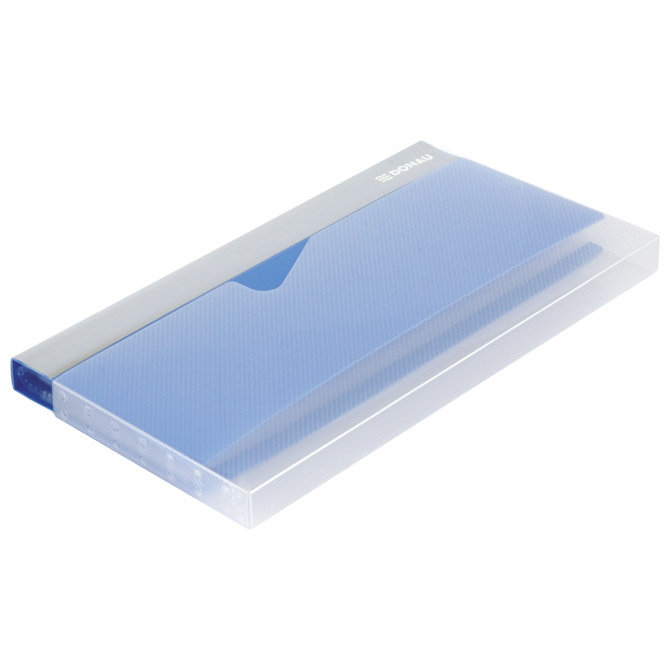 Album za vizitke 240 kartica pp Donau 1342240PL-17 svijetlo plavi