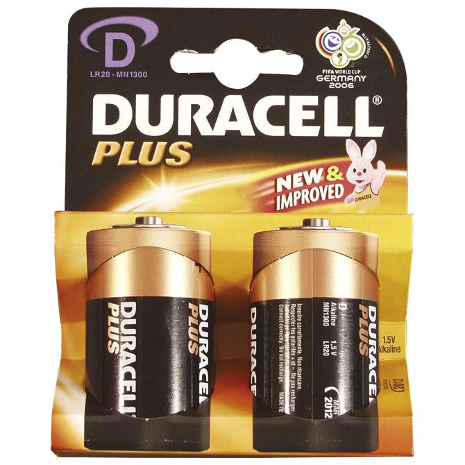 Baterija alkalna 1