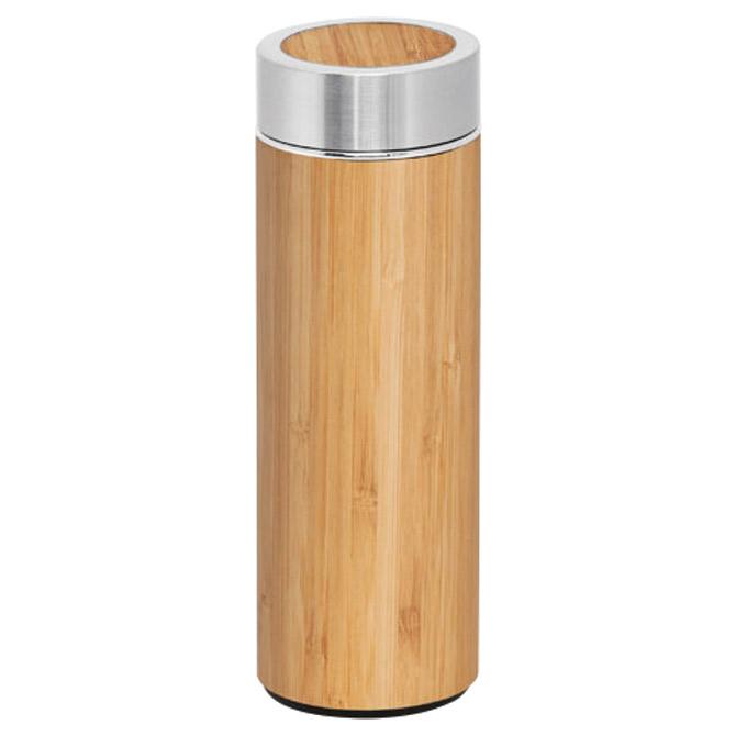 Boca termo bambus+metalna unutra 430ml