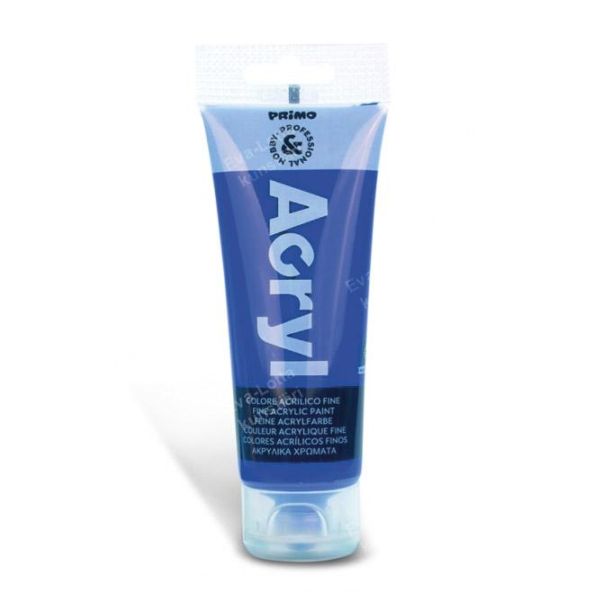 Boja akrilna  75ml pvc tuba CMP.420TA75500 plava ultramarin