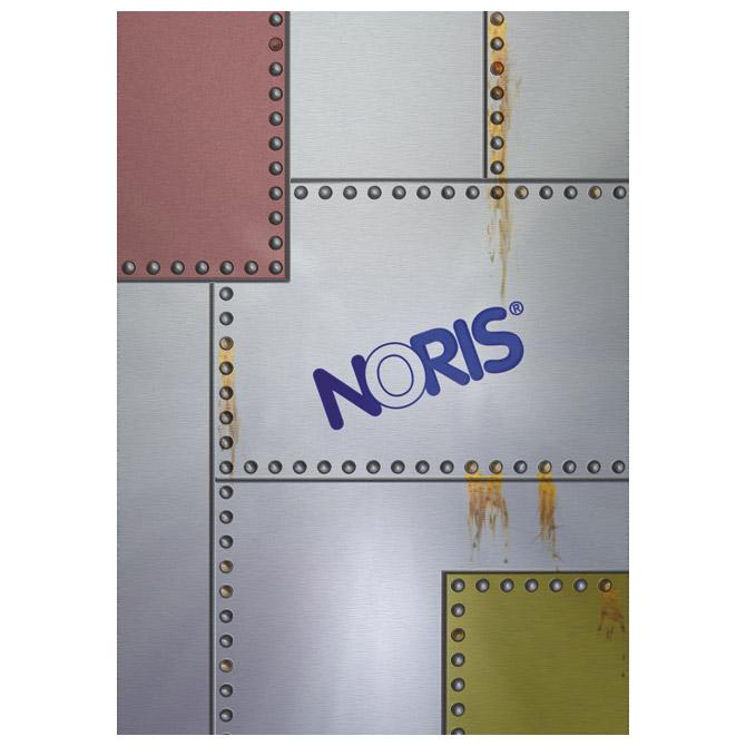Boja za pečat (metali) Noris Color 130CS crna