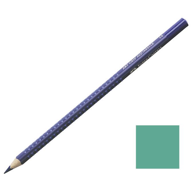 Boje drvene-vodene Grip Aquarelle Faber Castell 114253 cobalt turquoise