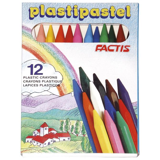 Boje plastipastele Factis 1182/12!!