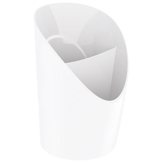 Čaša za olovke pvc Vivida Esselte 623941 bijela!!