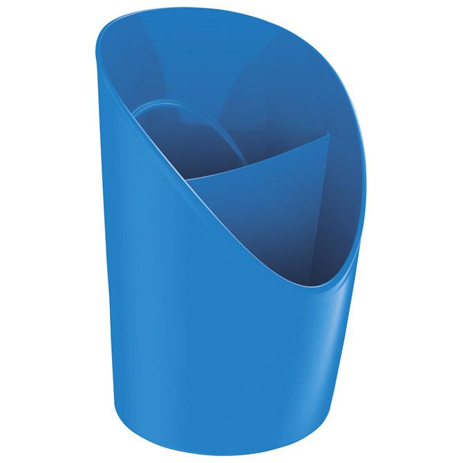 Čaša za olovke pvc Vivida Esselte 623943 plava!!