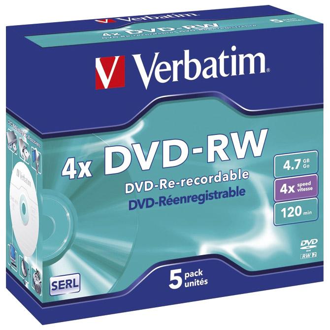 DVD-RW 4