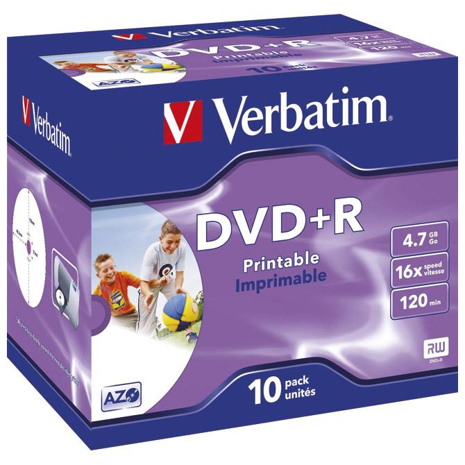 DVD+R 4