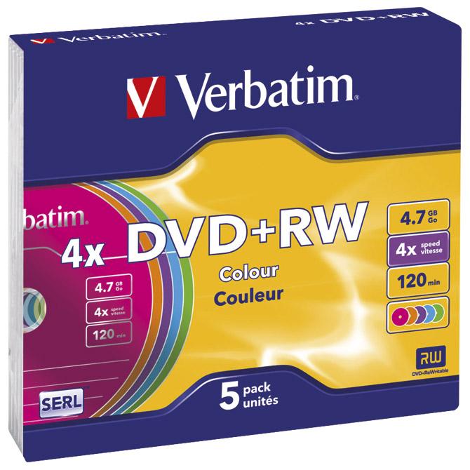 DVD+RW 4