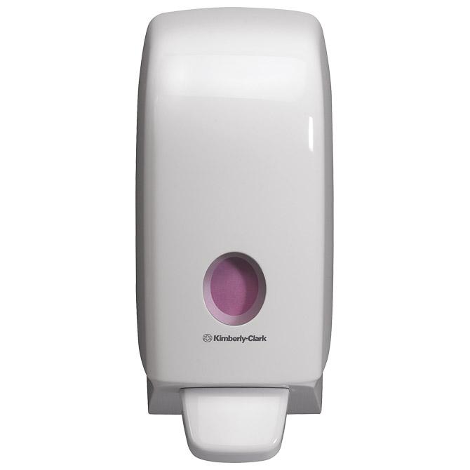 Držač tekućeg sapuna i pjene Aquarius Kimberly Clark 6948 bijeli