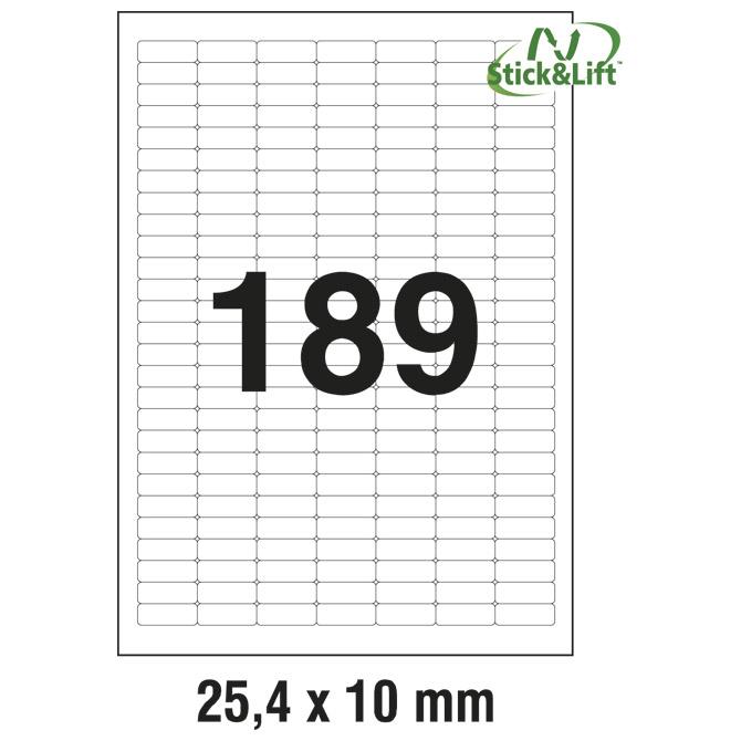 Etikete ILK  25