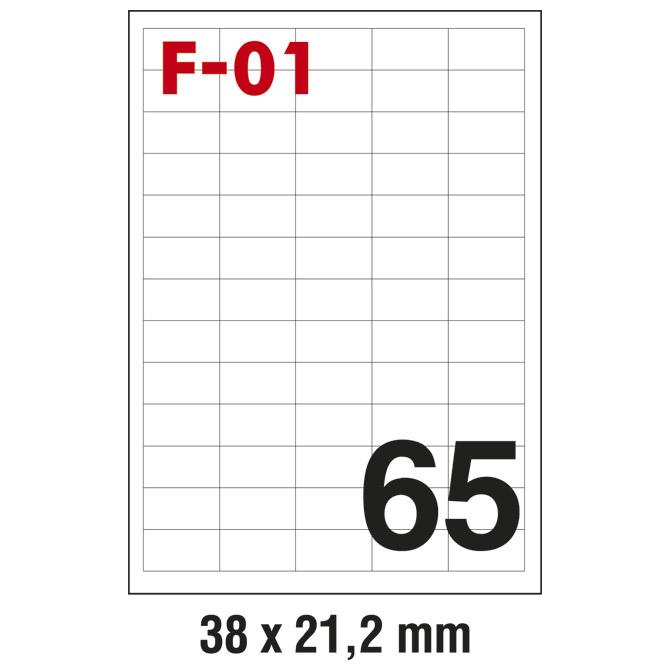 Etikete ILK  38x21
