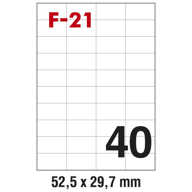 Etikete ILK  52