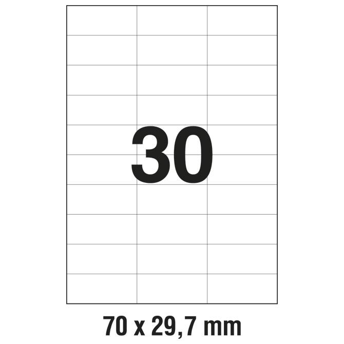 Etikete ILK  70x29