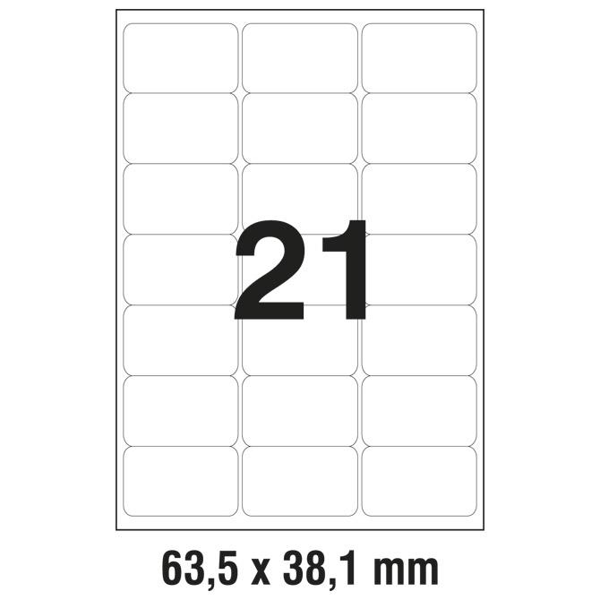Etikete LK  63