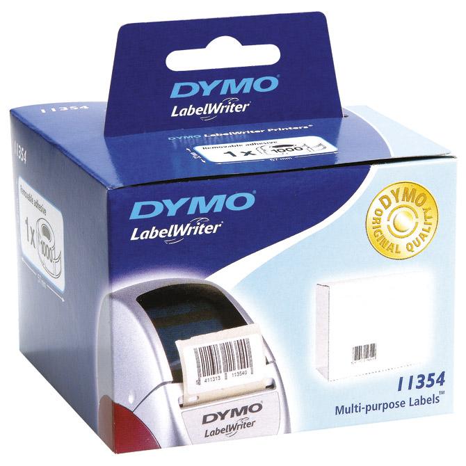 Etikete u roli- 57x32mm Dymo 11354 bijele blister