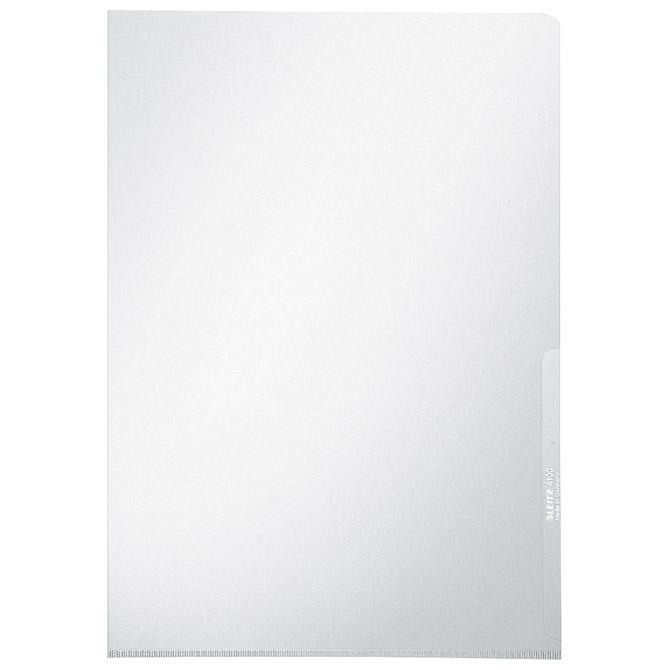 """Fascikl """"L"""" 150my pvc A4 Leitz 41000203 bijeli"""
