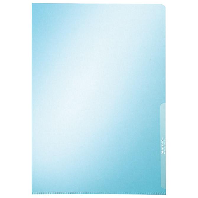 """Fascikl """"L"""" 150my pvc A4 Leitz 41000235 plavi"""
