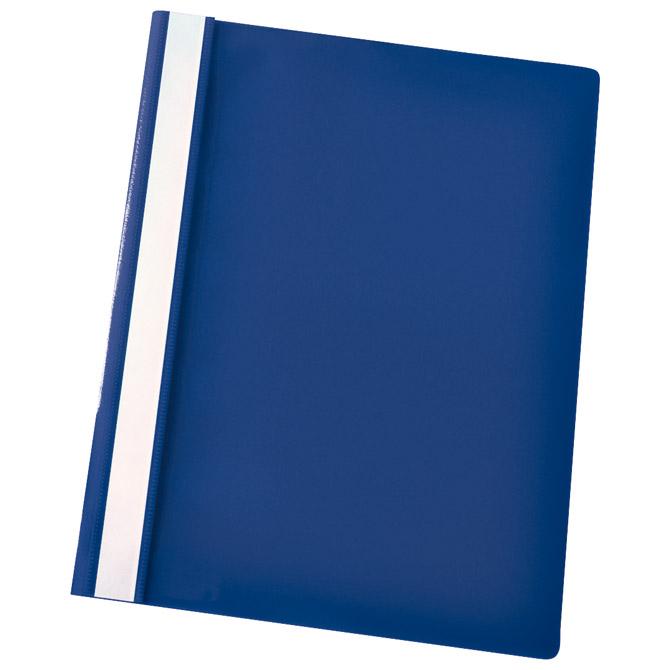 Fascikl mehanika klizna pp A4 Esselte 28315-M tamno plavi