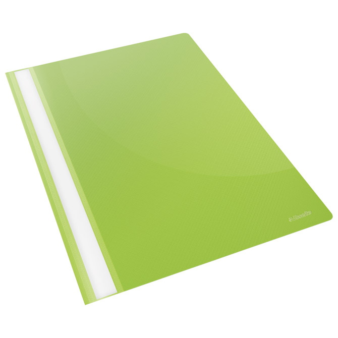Fascikl mehanika klizna pp A4 Esselte 28317-M zeleni