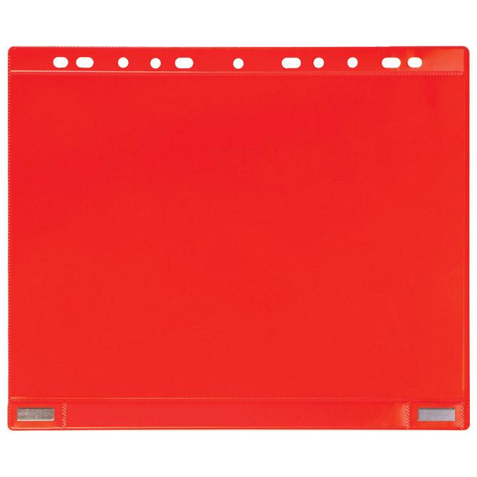 Fascikl uložni A4 s magnetom pk5 Tarifold 181123 crveni