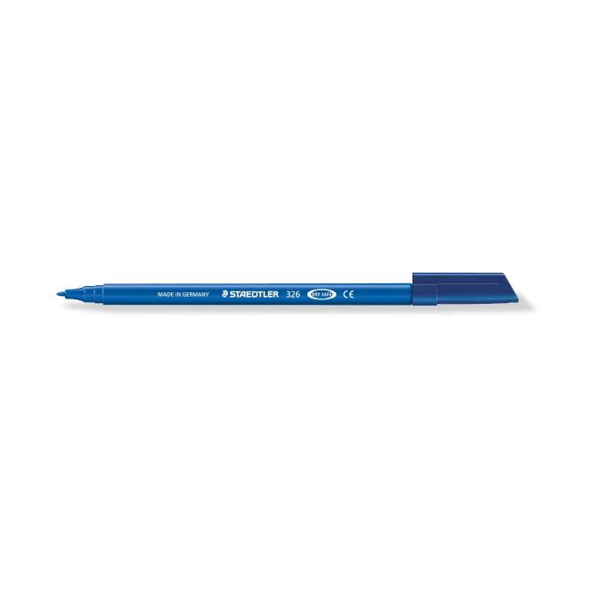 Flomaster školski Noris club Staedtler 326-3 plavi