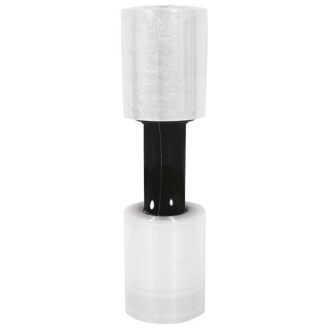Folija za omatanje mini 10cm-2role Stretch Fornax prozirna