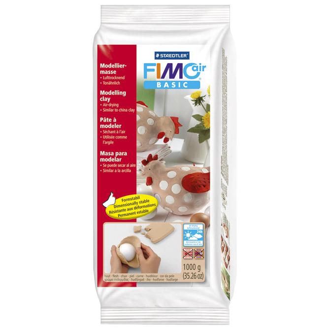 Glinamol 1kg Fimo Air Basic Staedtler 8101-43 boja mesa