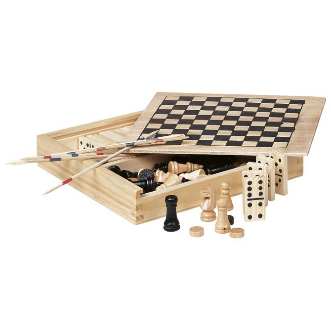 Igračka set od 4 igre