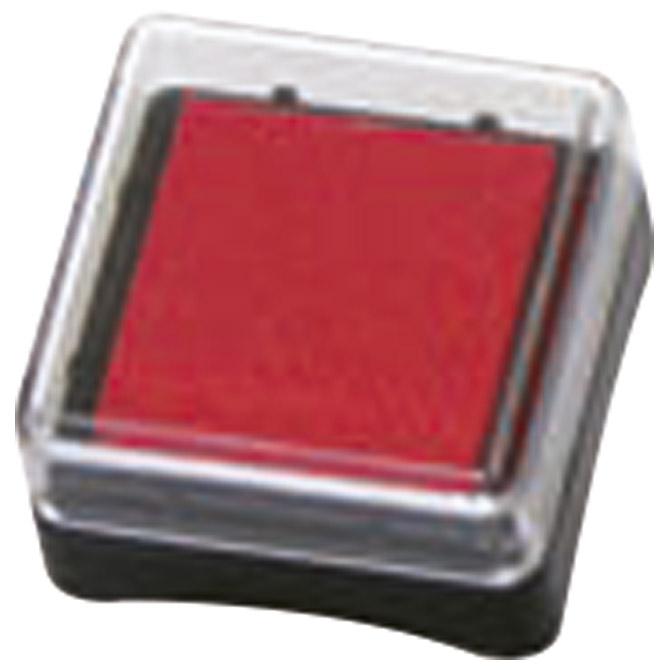 Jastučić za pečat 3x3cm Heyda 20-48884 52 crveni