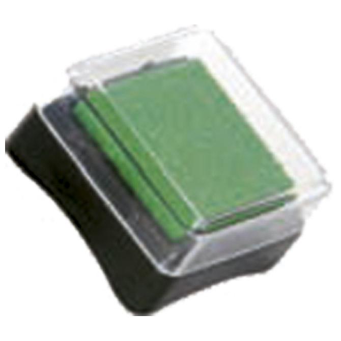 Jastučić za pečat 3x3cm Heyda 20-48884 57 tamno zeleni