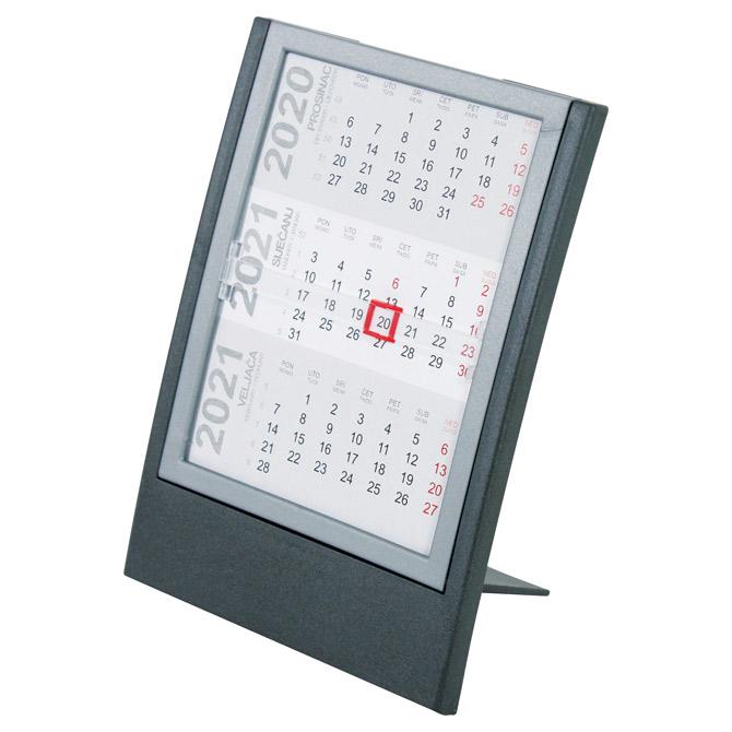 Kalendar stolni-pomični 13x17