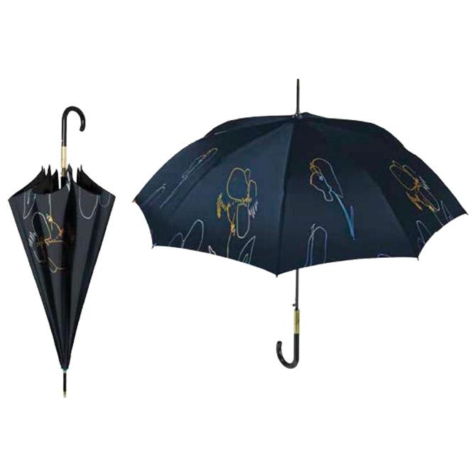 Kišobran automatik s plastičnom ručkom Maison Perletti 16240!!