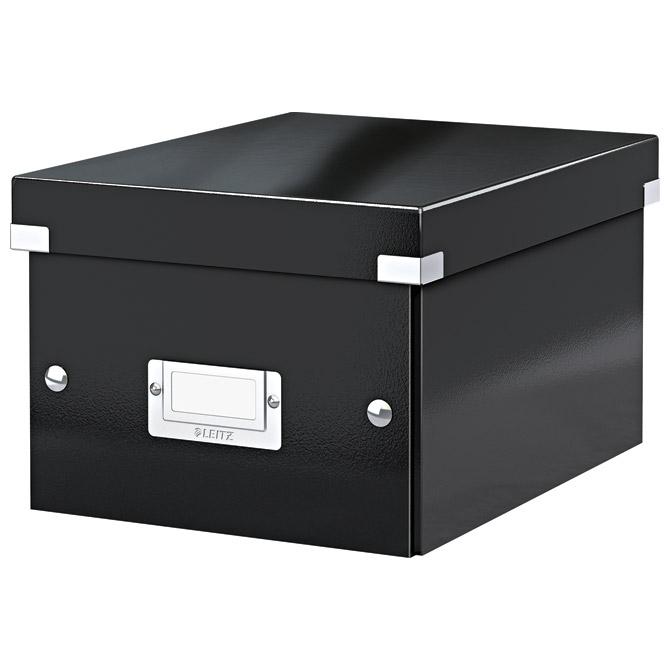 Kutija arhivska A5+ Small Click&Store Leitz 60430095 crna!!