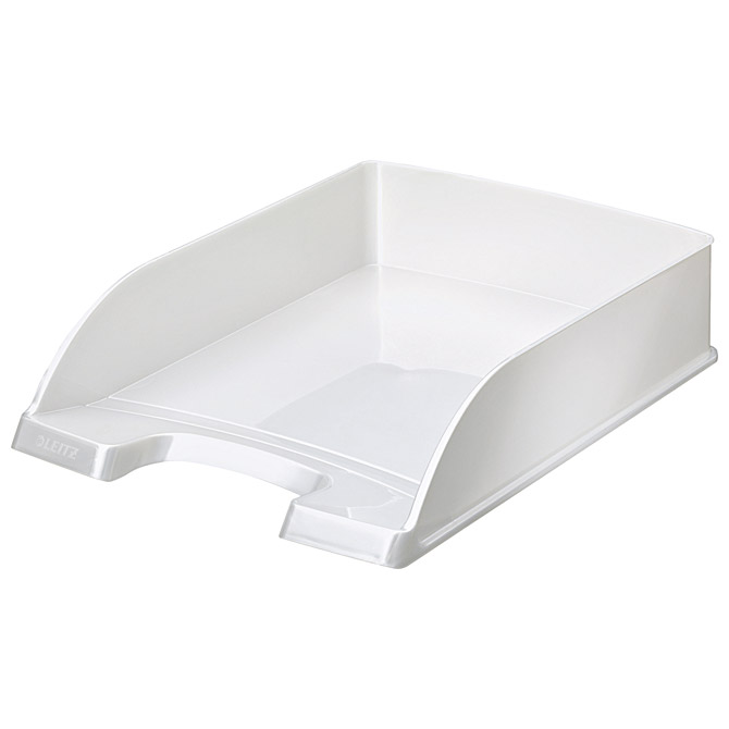 Ladica za spise Wow Leitz 52263001 biserno bijela