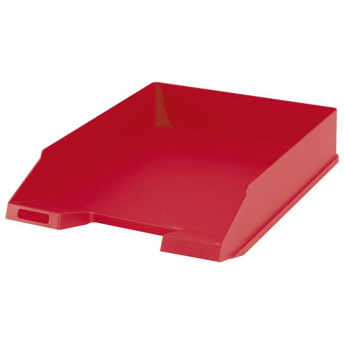 Ladica za spise classic Herlitz 64006 crvena