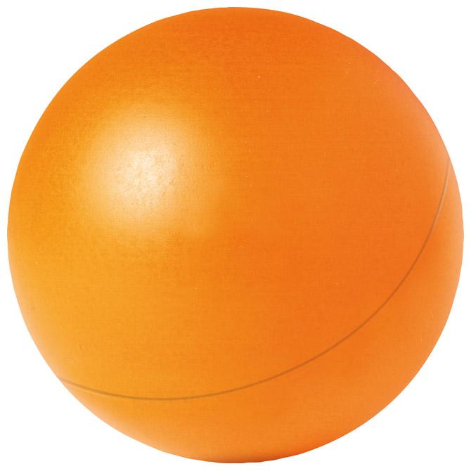 Loptica antistres fi-6cm narančasta