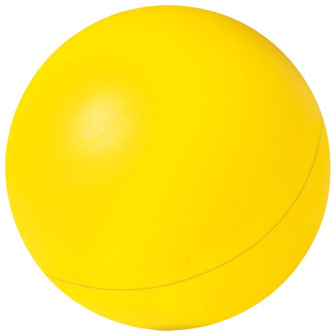 Loptica antistres fi-6cm žuta