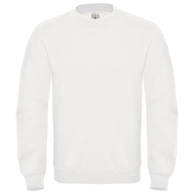 Majica dugi rukavi B&C ID.002 280g bijela S!!