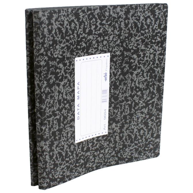 "Mapa Data 9604 za papir 12""x234mm Orbi 9604 marmorirana crna"