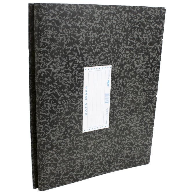 "Mapa Data 9605 za papir 435mmx12"" Orbi 9605 marmorirana crna"