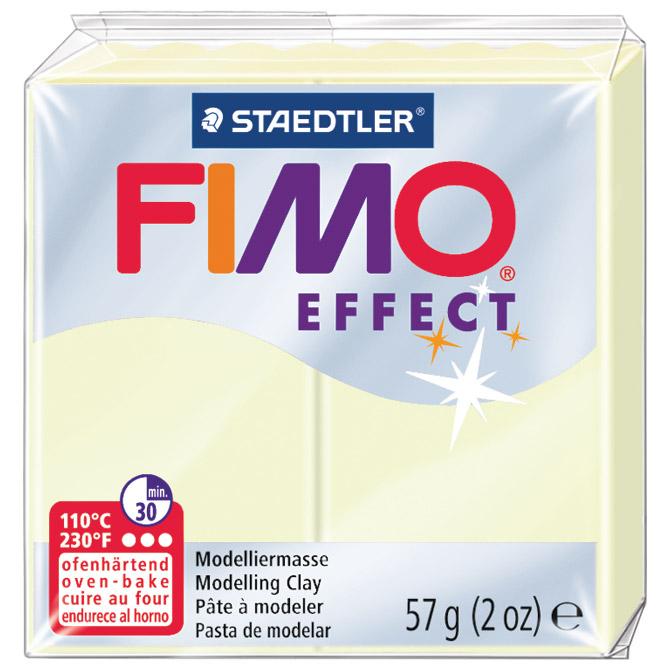 Masa za modeliranje   57g Fimo Effect Staedtler 8020-04 svijetli u mraku