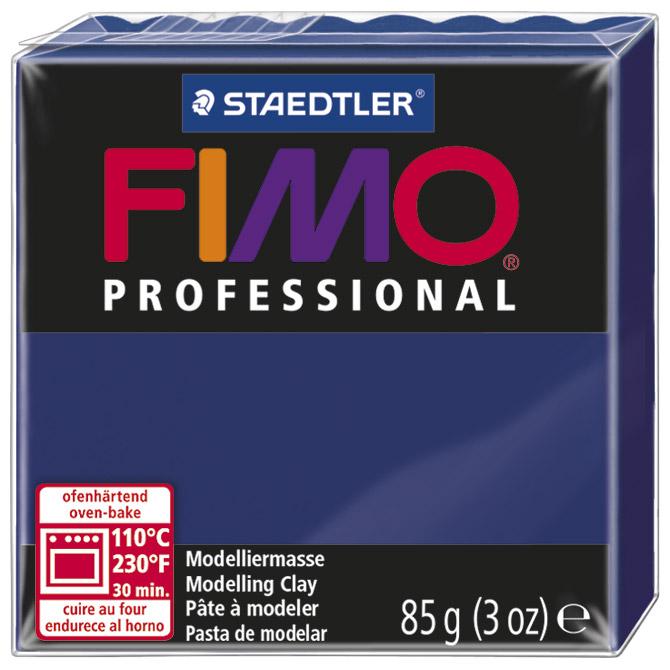 Masa za modeliranje   85g Fimo Professional Staedtler 8004-34 mornarsko plava