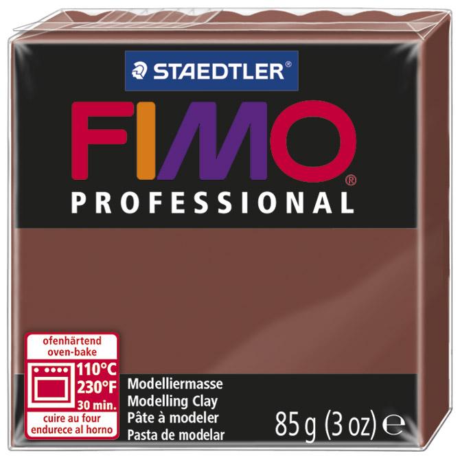 Masa za modeliranje   85g Fimo Professional Staedtler 8004-77 boja čokolade