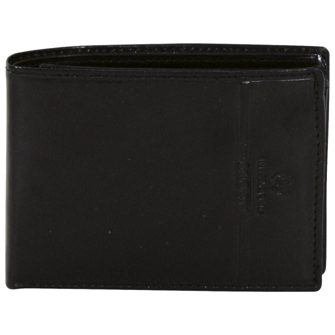 Novčanik kožni muški Emporio Valentini 563261 crni