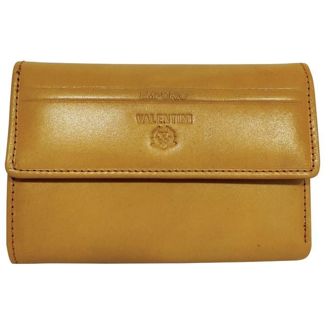 Novčanik kožni ženski Emporio Valentini 563121 žuti