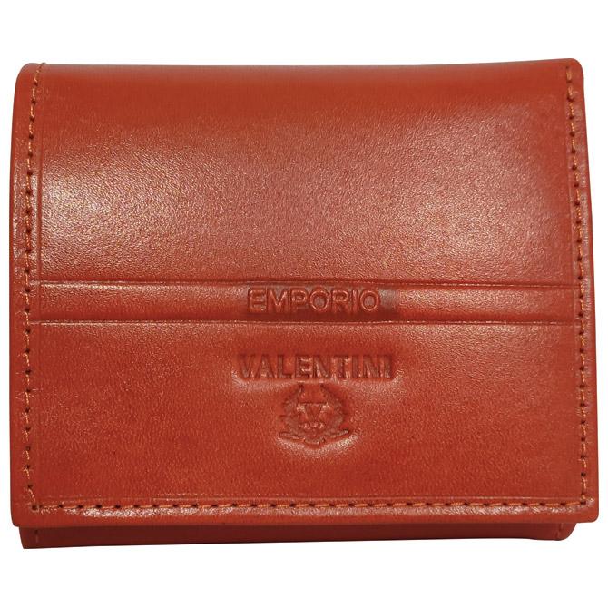 Novčanik kožni ženski Emporio Valentini 563146 narančasti