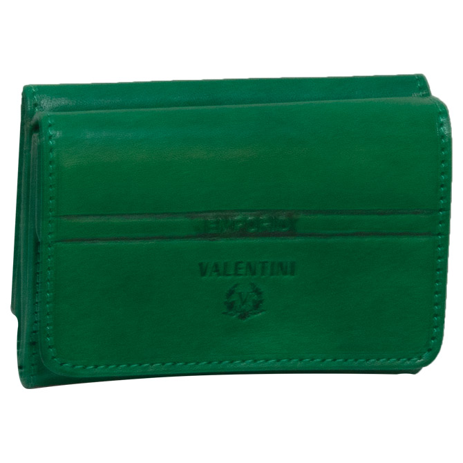 Novčanik kožni ženski Emporio Valentini 563570G zeleni